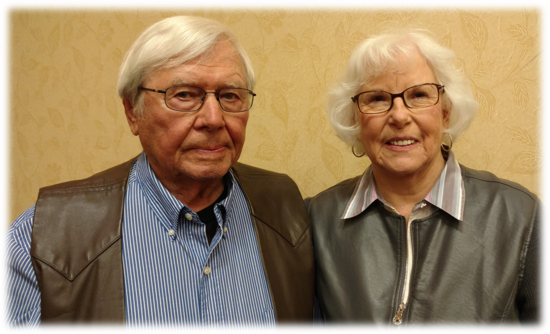 Roger and Sharon Brekke 2016 Achievement Winners